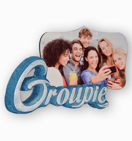 Photo Frame-Groupie