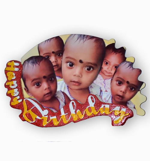 Photo Frame-Happy Birthday